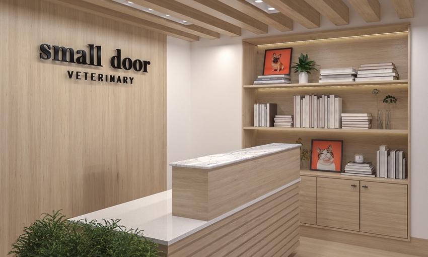 SMALL DOOR VET
